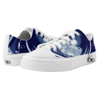 Alon Low Top Printed Shoes
