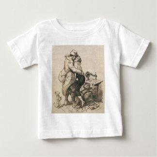 Alone at Last Enfin Seuls World War I Drawing T Shirt