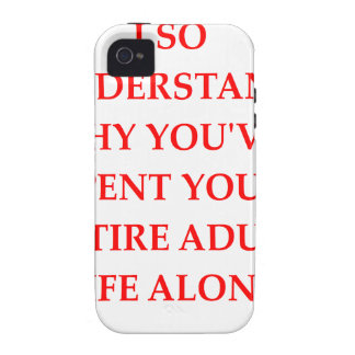 alone iPhone 4 cases