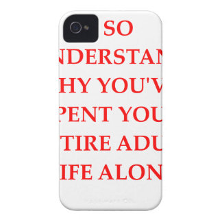alone Case-Mate iPhone 4 cases