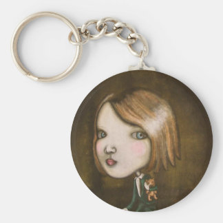 Alone - Chain Key Ring