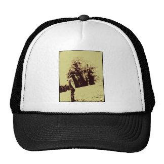 Alone Mesh Hats