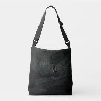 Alone In ABig World Crossbody Bag