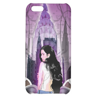 Alone in the Big city of Sound iPhone 5C Case