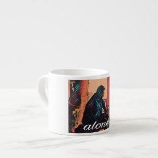 Alone l espresso cup