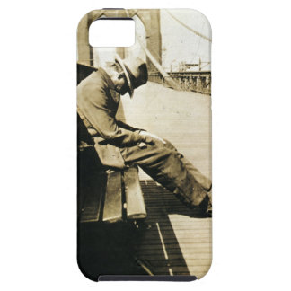 Alone vintage photo iPhone 5 covers