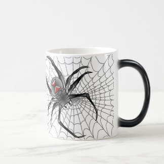 Along Came A Spider ... Morphing Mug