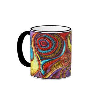Along for the Ride Art Mug