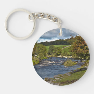 Along The River Key Ring