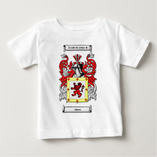 Alonso Coat of Arms Baby T-Shirt