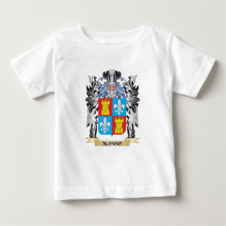 Alonso Coat of Arms - Family Crest T-shirt