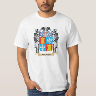 Alonso Coat of Arms - Family Crest Tee Shirts