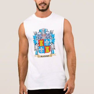 Alonso Coat Of Arms Sleeveless Tee
