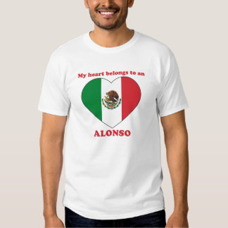 Alonso Tees