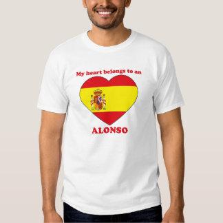 Alonso Tshirt