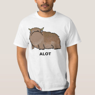ALOT t-shirt, ALOT Tee Shirts
