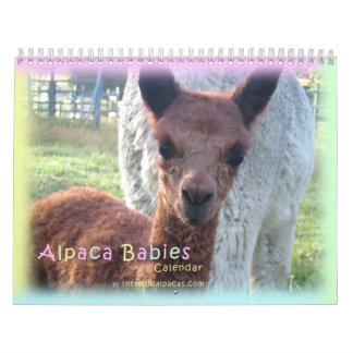 Alpaca Calendar