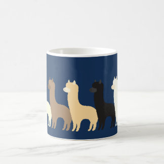 Alpaca Coffee Mug