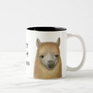 Alpaca Crazy Mug
