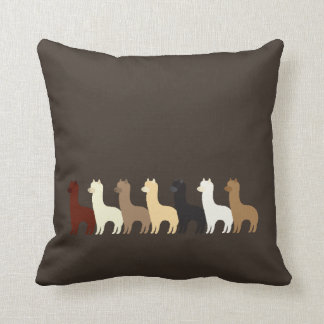 Alpaca Cushion