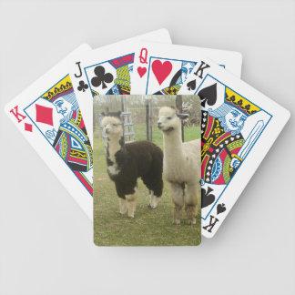 Alpaca Duo Playing Cards