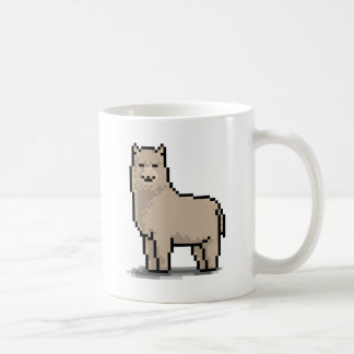 Alpaca Grace Coffee Mug