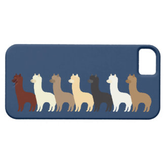 Alpaca iPhone 5 Cases