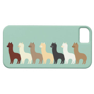 Alpaca iPhone 5 Cover