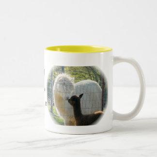 Alpaca Kisses Mug