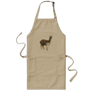 Alpaca Long Apron