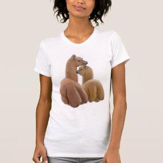 Alpaca Love Petite T-Shirt