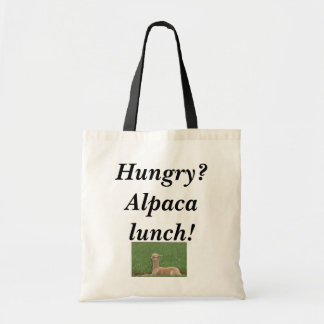 Alpaca Lunch Bag!