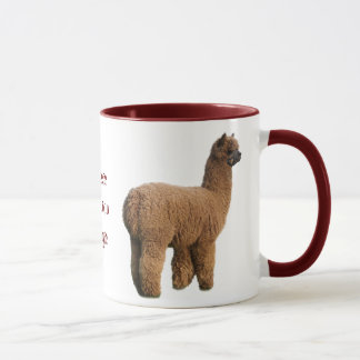Alpaca Magic Mug