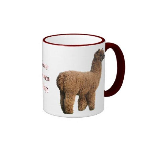 Alpaca Magic Mug