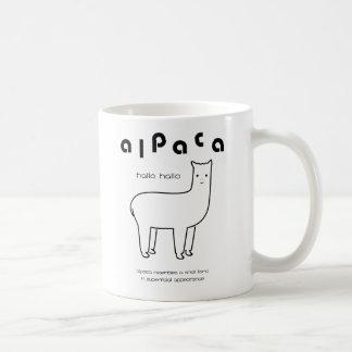 alpaca Mug