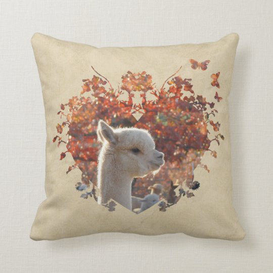 Alpaca Pillows