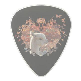 Alpaca Polycarbonate Guitar Pick