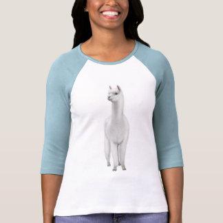 Alpaca Raglan Jersey Shirts