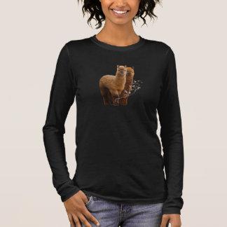 Alpaca Shirt Womens Plus