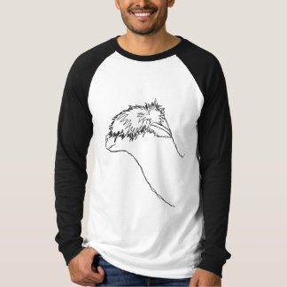 Alpaca Sketch. T-Shirt