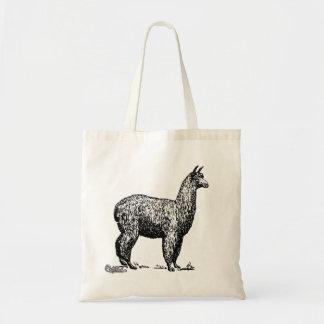 Alpaca Tote Bag