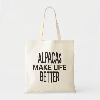 Alpacas Better Bag - Assorted Styles & Colors