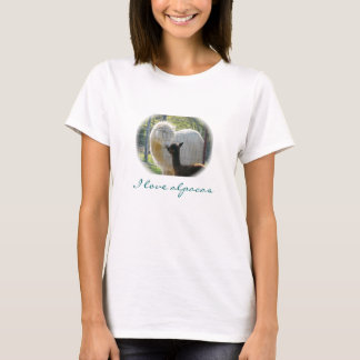 Alpacas Kisses T-Shirt