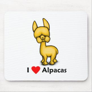 alpacasilove mouse mat