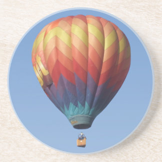 Alpenglow Hot Air Balloon Coasters