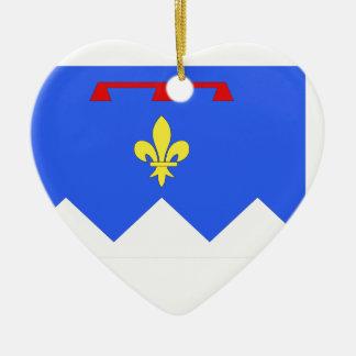 Alpes-De-Haute-Provence, France Ornament