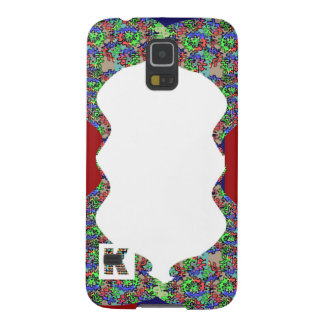 ALPHA Alphabet KAY - Happy Identity Graphics Galaxy S5 Cover