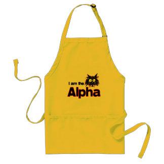 Alpha Cat Standard Apron
