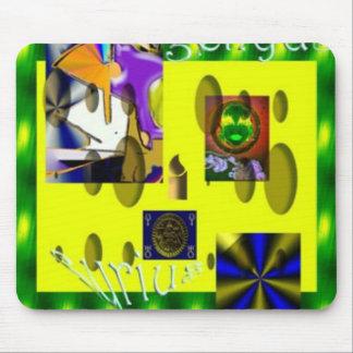 alpha centaury mouse pad