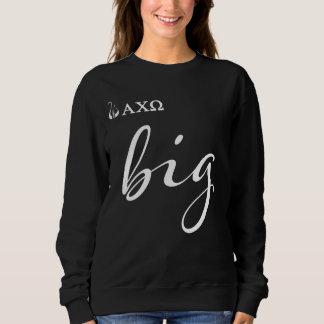 Alpha Chi Omega | Big Script Sweatshirt